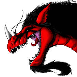 Lloyd The Haunted Dreamcatcher Dragon
