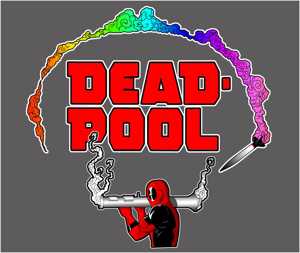 Deadpool by CJJennings