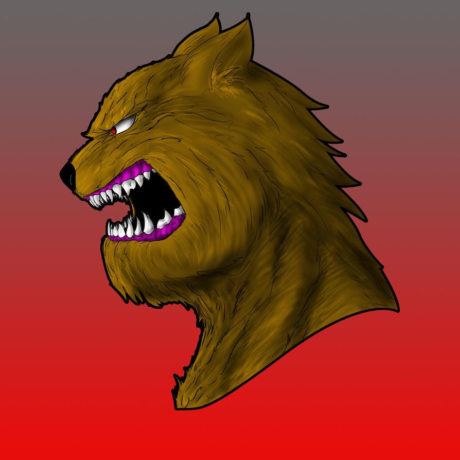 Werewolf side by CJJennings