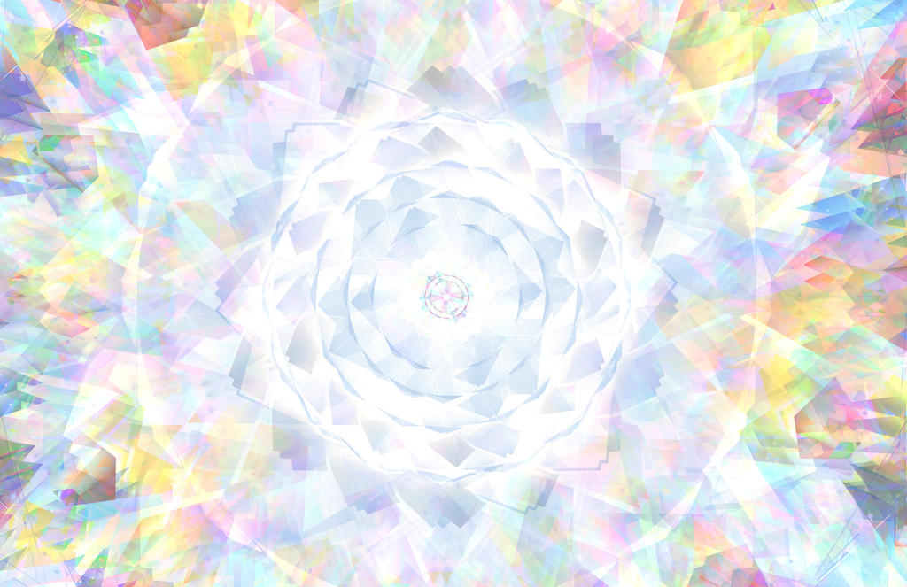 Crystalism Diamonds in the sky shining by CJJennings