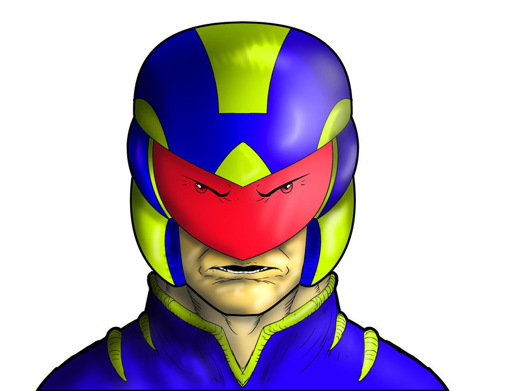 Hero Front Facing by CJJennings