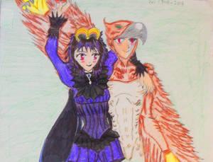 AT DamselXJupiter, Magic Dance Halloween Pic 665