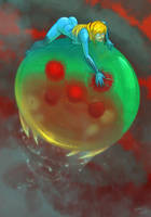 Magical Metroid Tour by JerkDouglas