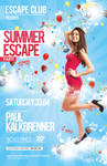 Summer Escape Poster/Flyer