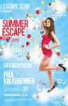 Summer Escape Poster/Flyer