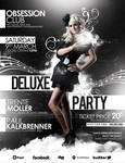 Deluxe Party Poster/Flyer PSD Template