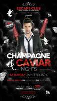 VIP Deluxe Party Flyer