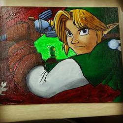Link - Ocarina of Time