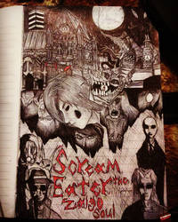 Scream Eater - The Zalgo Soul
