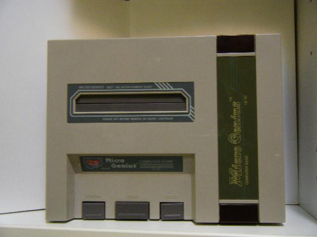 Retrogame Micro Genius NES 02 by clickeclick