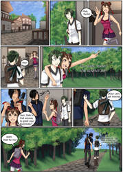 Sentries Of Corwick Chapter 1 Page 13 by AngelaLovell