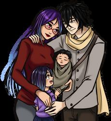 The Koizumi Family by AngelaLovell