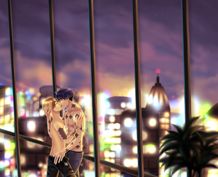 Contest Entry - A Spring Evening by AngelaLovell