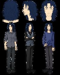 Heihachi Sato Profile by AngelaLovell