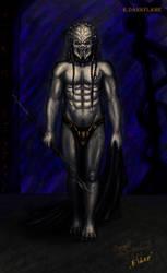 Elder Predator by Reynjel-Darkflame