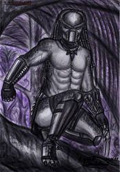 Hunter by Reynjel-Darkflame