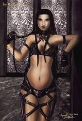Femme Fatale by Reynjel-Darkflame