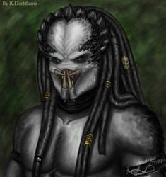 Shadow Hunter by Reynjel-Darkflame