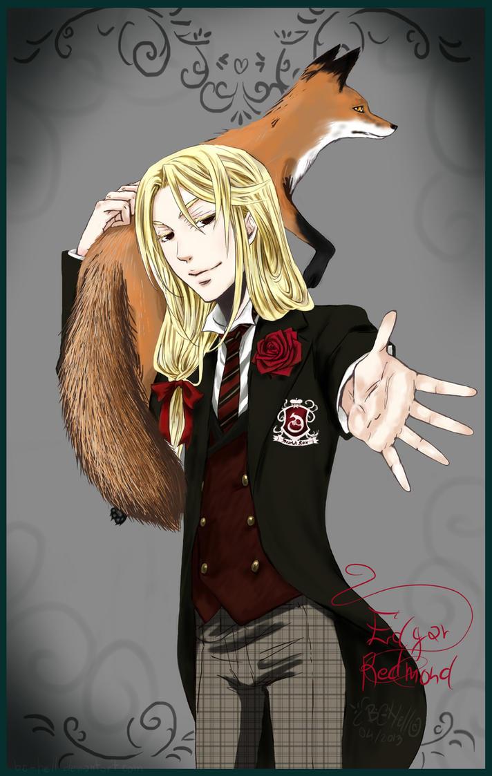 Scarlet fox - kuroshitsuji by bc-hell