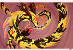 Lava Gold (Spirit) Dragon