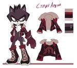 Sonic OC: Strik Ardell