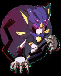 MedabotOC: QuakeCat by MetallicSeraph