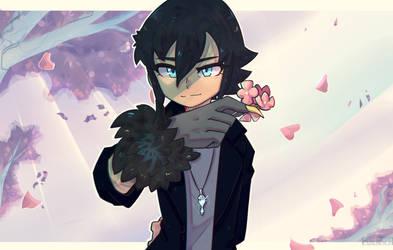 Sakura by MetallicSeraph