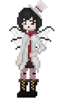 8Bit - Molly by TinkerHatWill