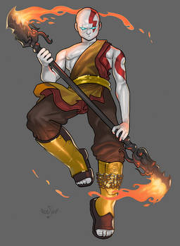 Avatar of War: The Avatar Rage