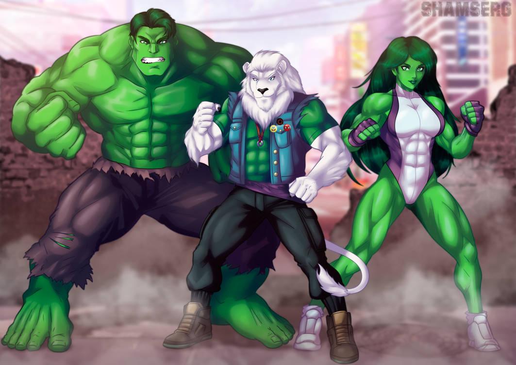 My Favorite Heroes