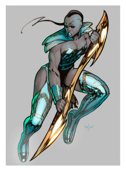 Caiera, The Old Strong