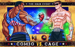 TJ Combo vs Johnny Cage: May the BEST man win