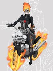 Ghost Rider: Dias De Los Muertos