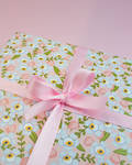 Petals and Potions - Gift Wrap