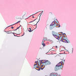 Witch Please Collection - Moth Bookmark