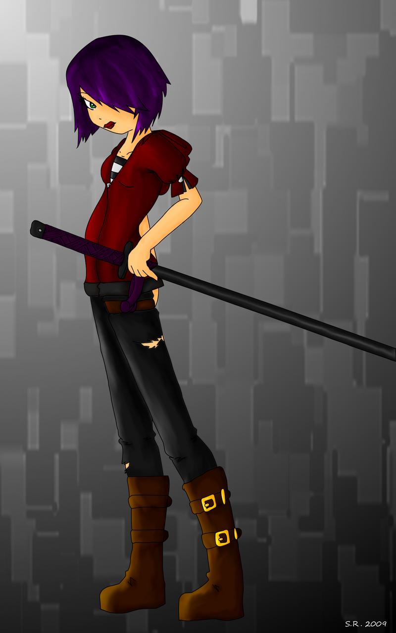 Modern Samurai by xShadowRebirthx on deviantART