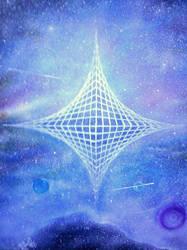 Stellar Grid by Aquaremy