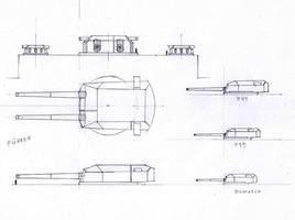 KM FUHRER GUN comparison by leovictor