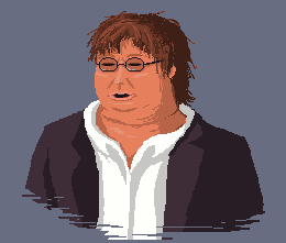 Gabe Newell by Nox-id