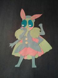 Paper Moth by Nox-id