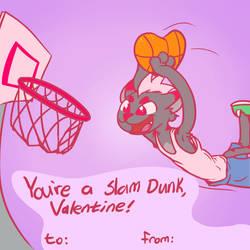 Happy Impractically Shaped Basketball!