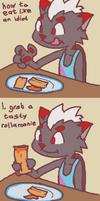 gotta eat fast