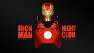 Ironman Nightclub Low Poly Art