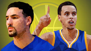 Splash Brothers Low Poly Art