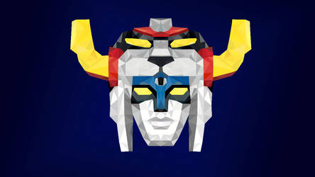 Voltron Low Poly Art by giftmones