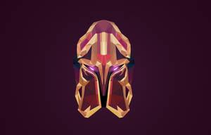 Centaur Warlord Dota 2 Low Poly Art by giftmones