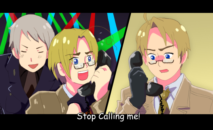 Aph Screenshot Telephone By Noopy10 On Deviantart
