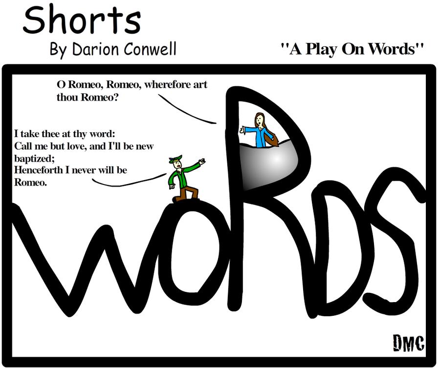 humorous play on words