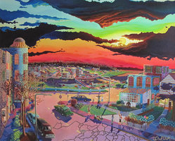 Past Paradise By Johnbehnke-d5tv974 by Johnbehnke