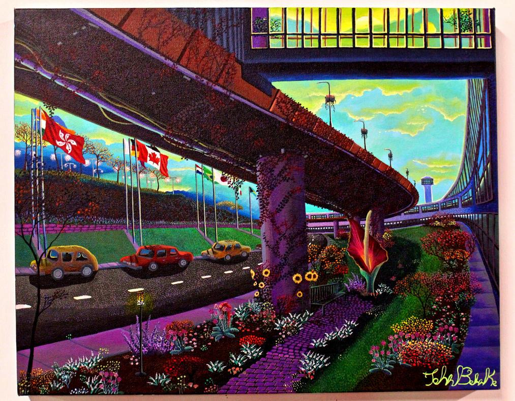 T5 O'Hare by Johnbehnke